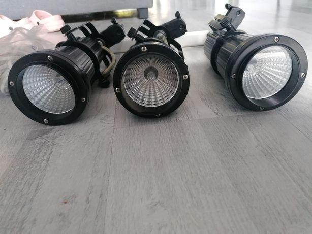 Reflektory 3 fazowe szynowe Lampa