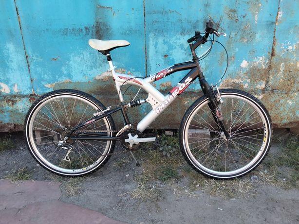 Горный велосипед из Германии!красавец!колёса 26!