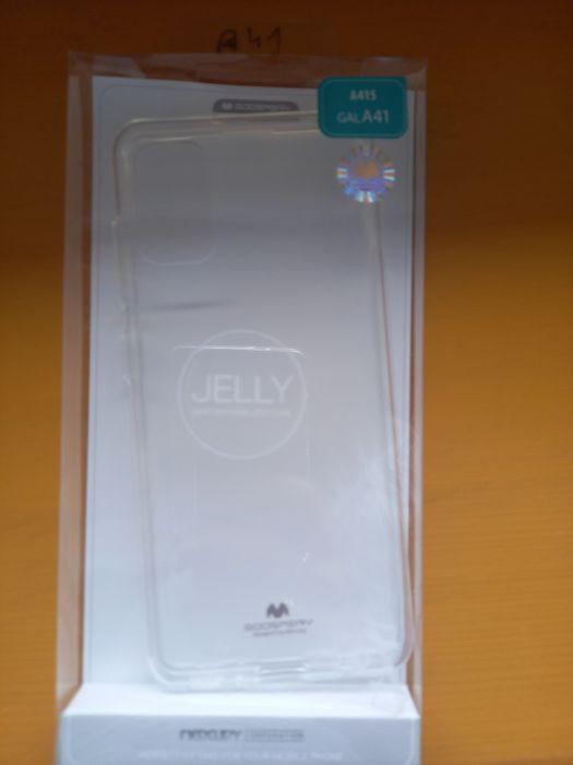 Case - Samsung Galaxy A41 Łękawica - image 1