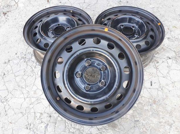 Железные диски R15 5x114.3 Ioniq/i30/Santa-Fe/Trajet/Ceed/Pro Ceed