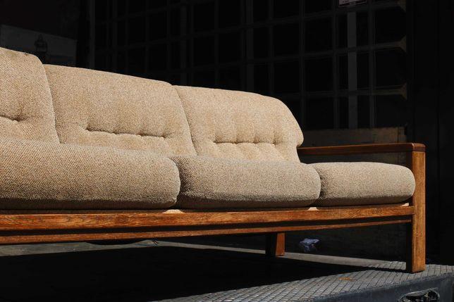 NOVIDADES   Conjunto de sofá nórdico 3 lugares + 2 poltronas