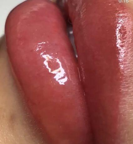 Татуаж ( перманент) век, губ , бровей
