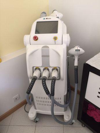 Maquina Depilação laser SHR