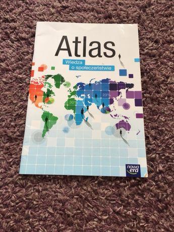Atlas wiedza o społeczeństwie nowa era