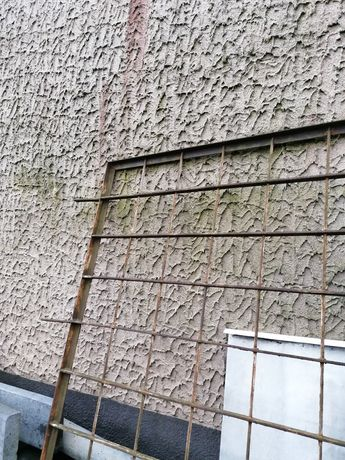 Krata stalowa do ogrodzeń