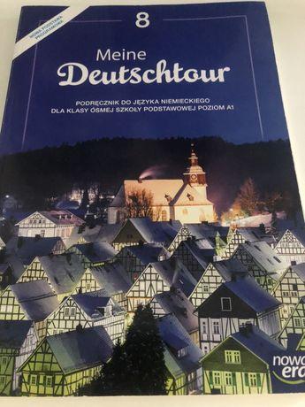 Meine Deutschtour podrecznik do j. niemieckiego kl. 8