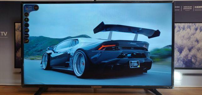 "Телевизор Samsung UHD 32 42"" Smart-TV Wifi Android 9.0 Т2 + Подарок"