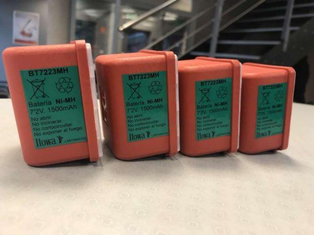 Bateria sterowania Itowa BT7223 7.2V 1500mAh oryginał FV gwarancja