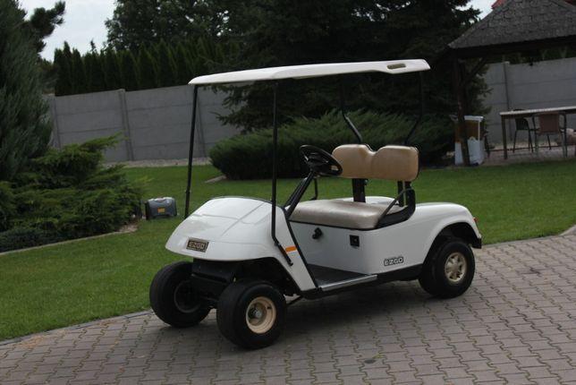 EZGO Splawinowy Melex Wózek golfowy Gator
