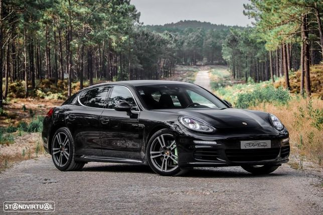 Porsche Panamera ver-s-e--hybrid