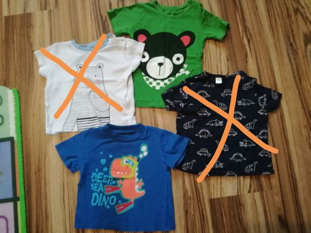 4x T-shirt 80