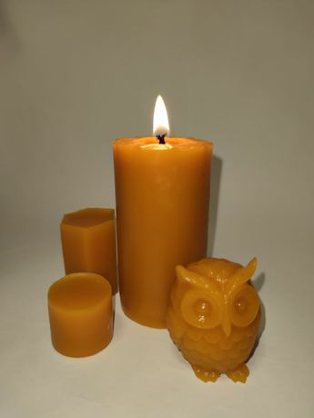 Натуральні свічки