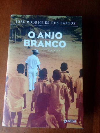 O ANJO BRANCO - josé Rodrigues dos Santos