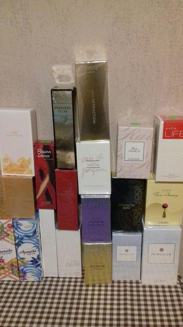Perfumy firmy avon