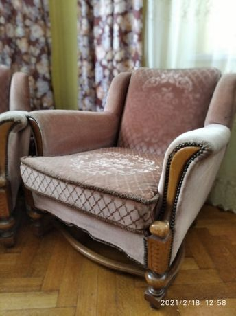 Sofa, kanapa + 2 fotele komplet