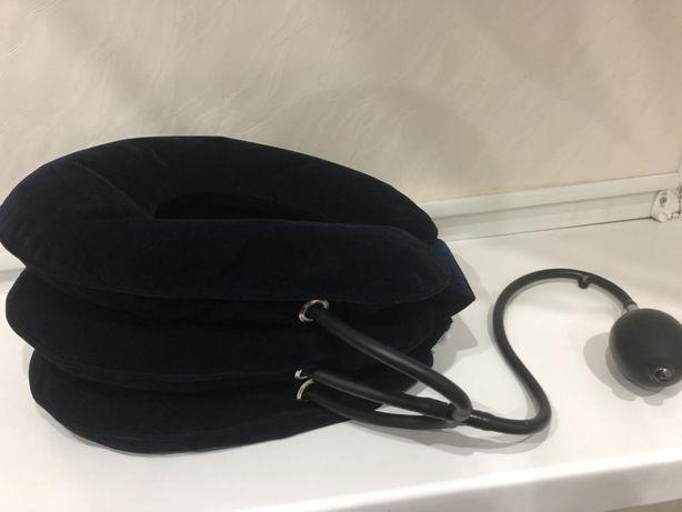 Ортопедический надувной воротник для шеи, шейный воротник
