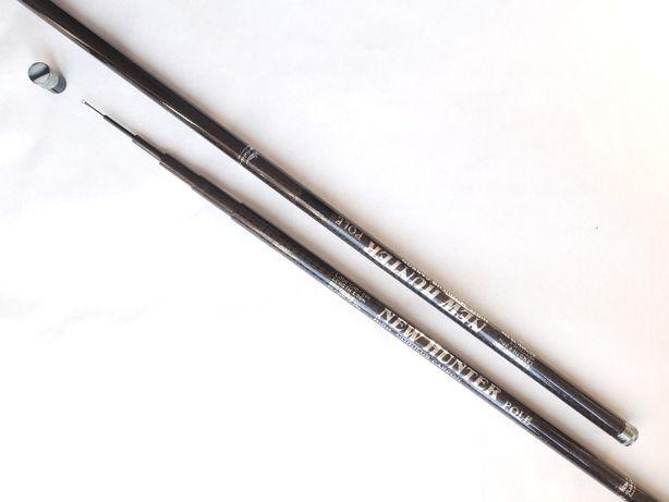 Маховая карбоновая удочка New Hunter Igorfishing 6м