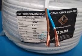 Провод Кабель ШВВП ПВС ВВГпнг 2х1 2х1,5 2х2,5 2х4 3х1,5 3х2,5 100%Гост
