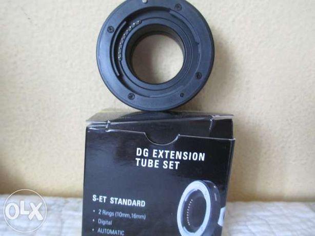 Macro af auto focus extension dg tube  sony e-mout nex