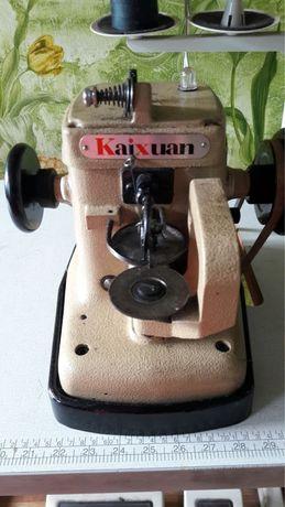 Швейная машинка скорняжка Kaixuan