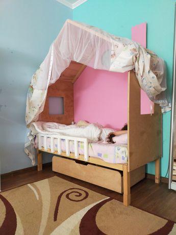 Продам кровать-дом