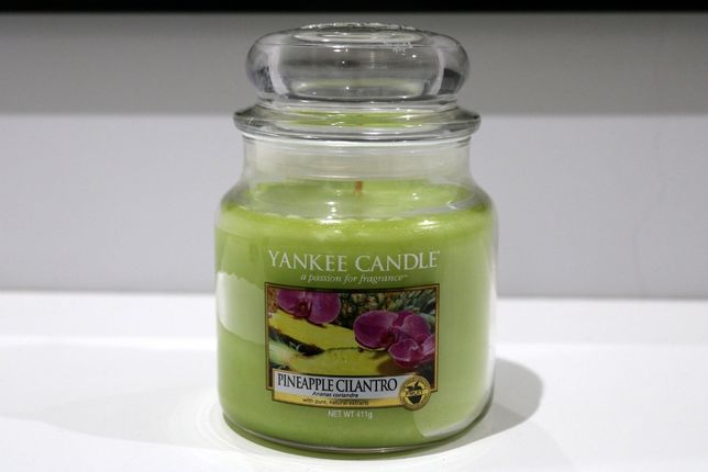 Pineapple Cilantro Yankee Candle