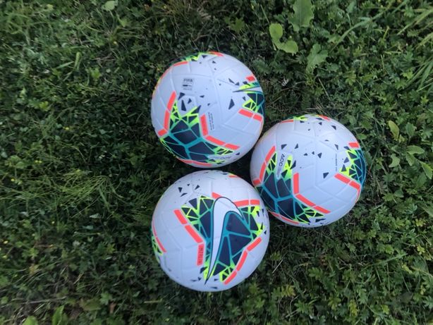 Мяч футбольный Nike Merlin II 19/20 SC3635-100(adidas puma)найк мерлін