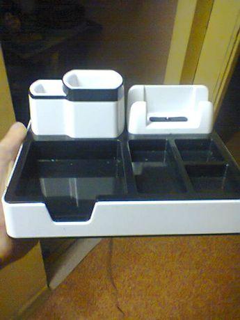 Organizer z USB na biurko Expertiz