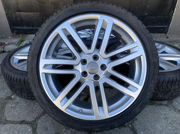 Oryginał Koła 245/40R20 Audi Rs6 S6 C7 4G0 Continental 8,4mm