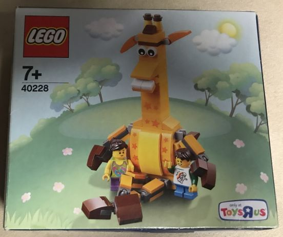 LEGO 40228 Geoffrey Giraffe and Friends Toys R US
