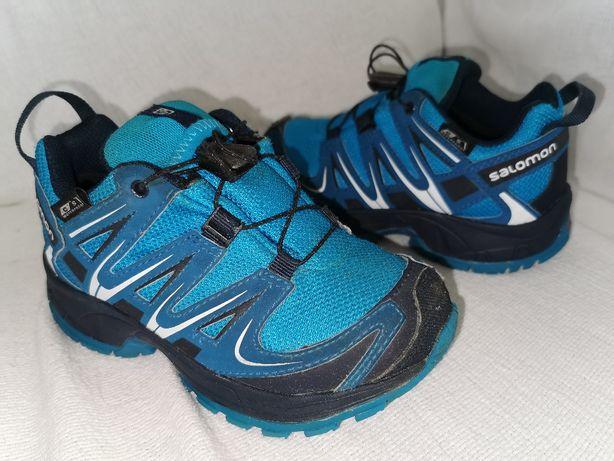 SALOMON XA PRO 3D CSWP r 28 buty sportowe trekkingowe
