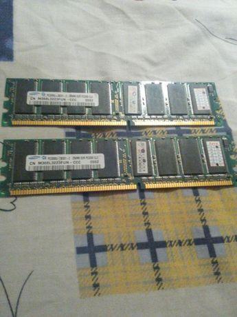 Оперативная память Samsung 256 Мб