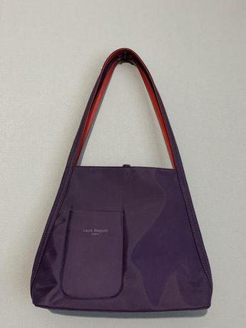 Laura Biagiotti сумка двусторонняя винтаж эксклюзив.