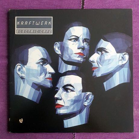 Kraftwerk-Electric cafe 1986 wyd. Special Rec. USA!