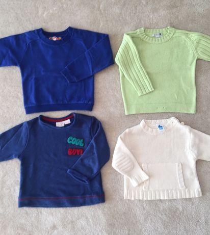 Sweat / camisola Zara 12/18 meses