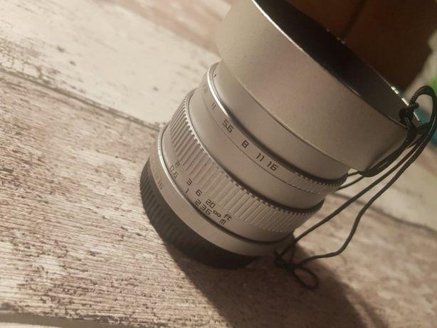 obiektyw 22 mm 1,8 manual