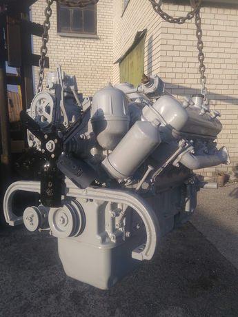 Двигатеть Ямз-236 на трактор Т-150