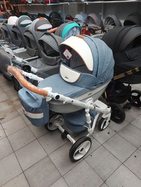 Wózek Adamex Monte 2w1, 3w1, 4w1