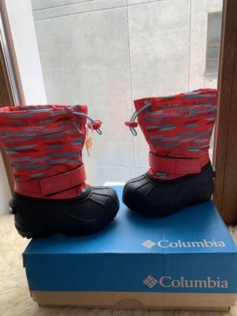 Сапожки  Columbia