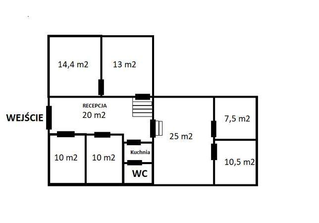 Wynajmę lokal użytkowy - ok. 120 m2, ul. Damrota
