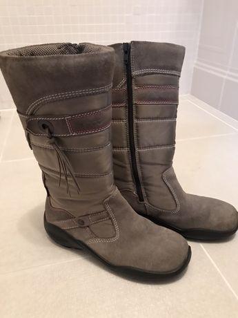 Чоботи, чобітки, сапоги Ecco, розмір 33
