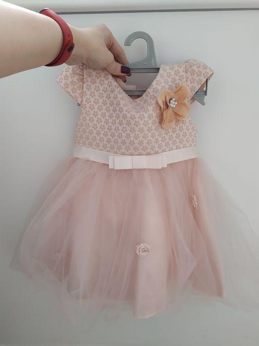 Платье для девочки на годик Константиновка - изображение 1