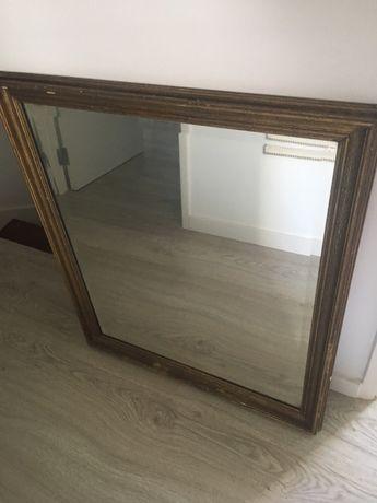 Espelho vintage anos 70