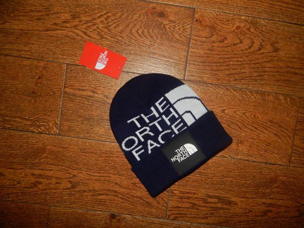 Модная шапка The North Face Новая с бирками Цена 350 грн