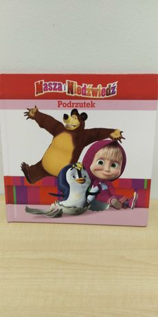 Masza i niedźwiedź  Pingwinek Podrzutek