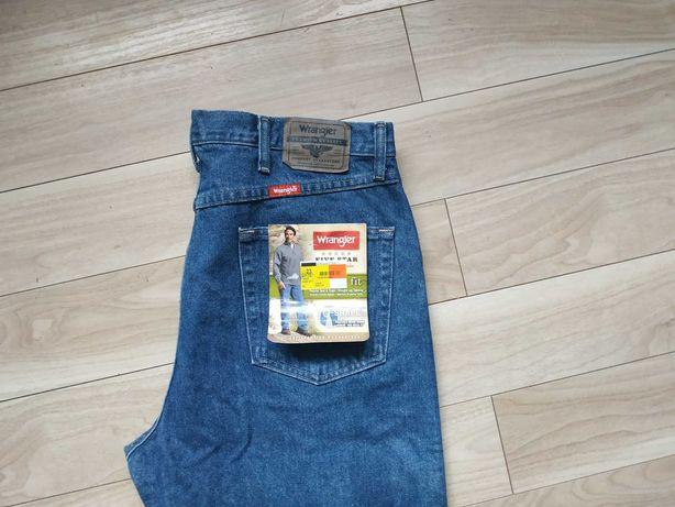 Spodnie męskie Wrangler 36x36