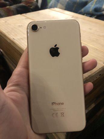 Iphone 8 64 gold Neverlock