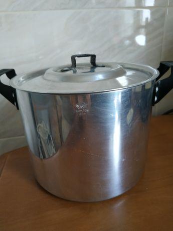 Алюминиевая кастрюля СССР 2,5 литра