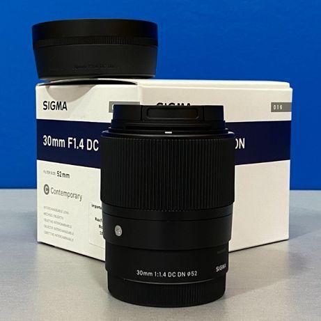 Sigma 30mm f/1.4 DC DN Contemporary (Sony E-Mount) - NOVA