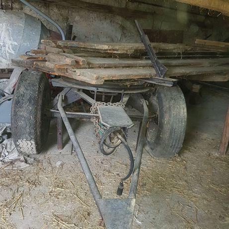 Wóz do ciągnika siodlowego